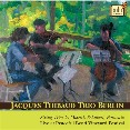 The Jacques Thibaud String Trio from Berlin - live at Peaceful Bend Vineyard Festival